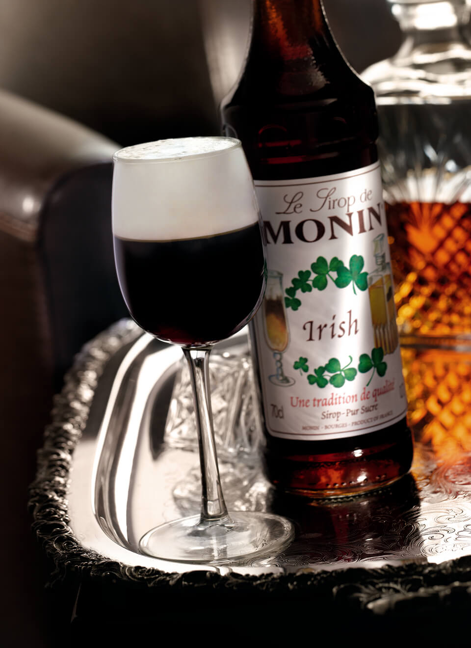 Monin Sirup Irish Cream 0,7 L