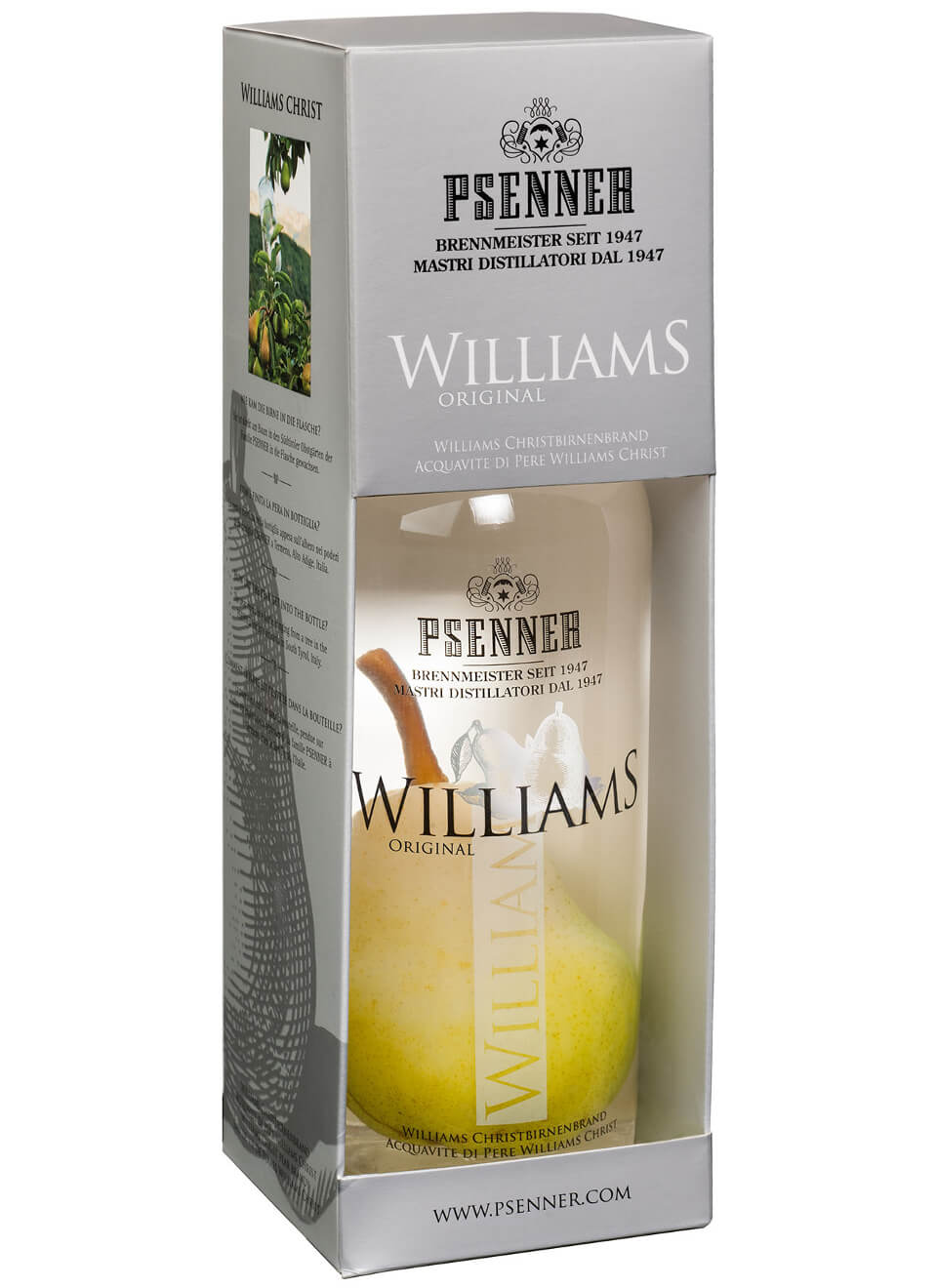 Psenner Williams mit Frucht 0,5 L