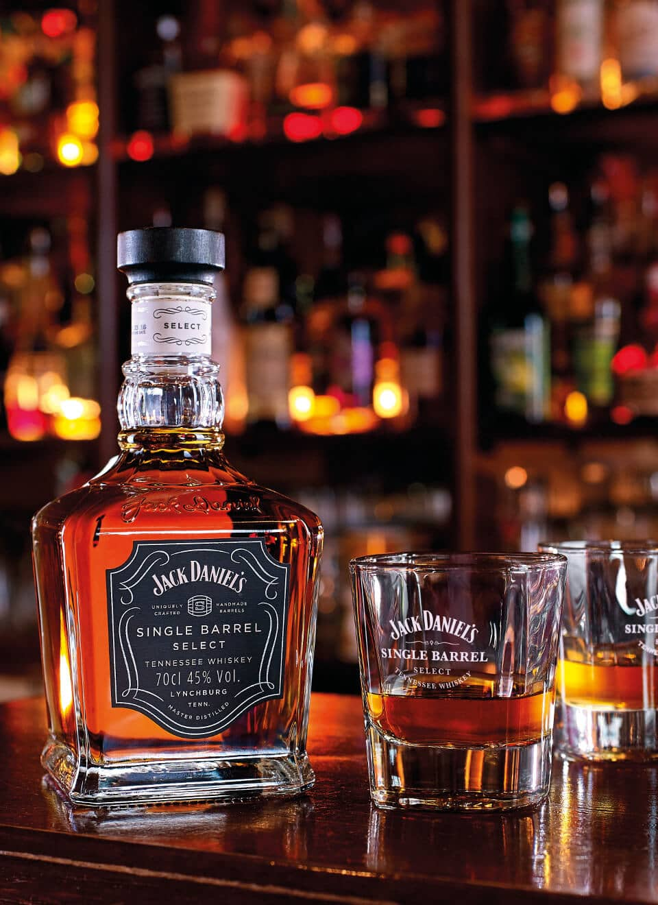 Jack Daniels Single Barrel Whiskey 0,7 L