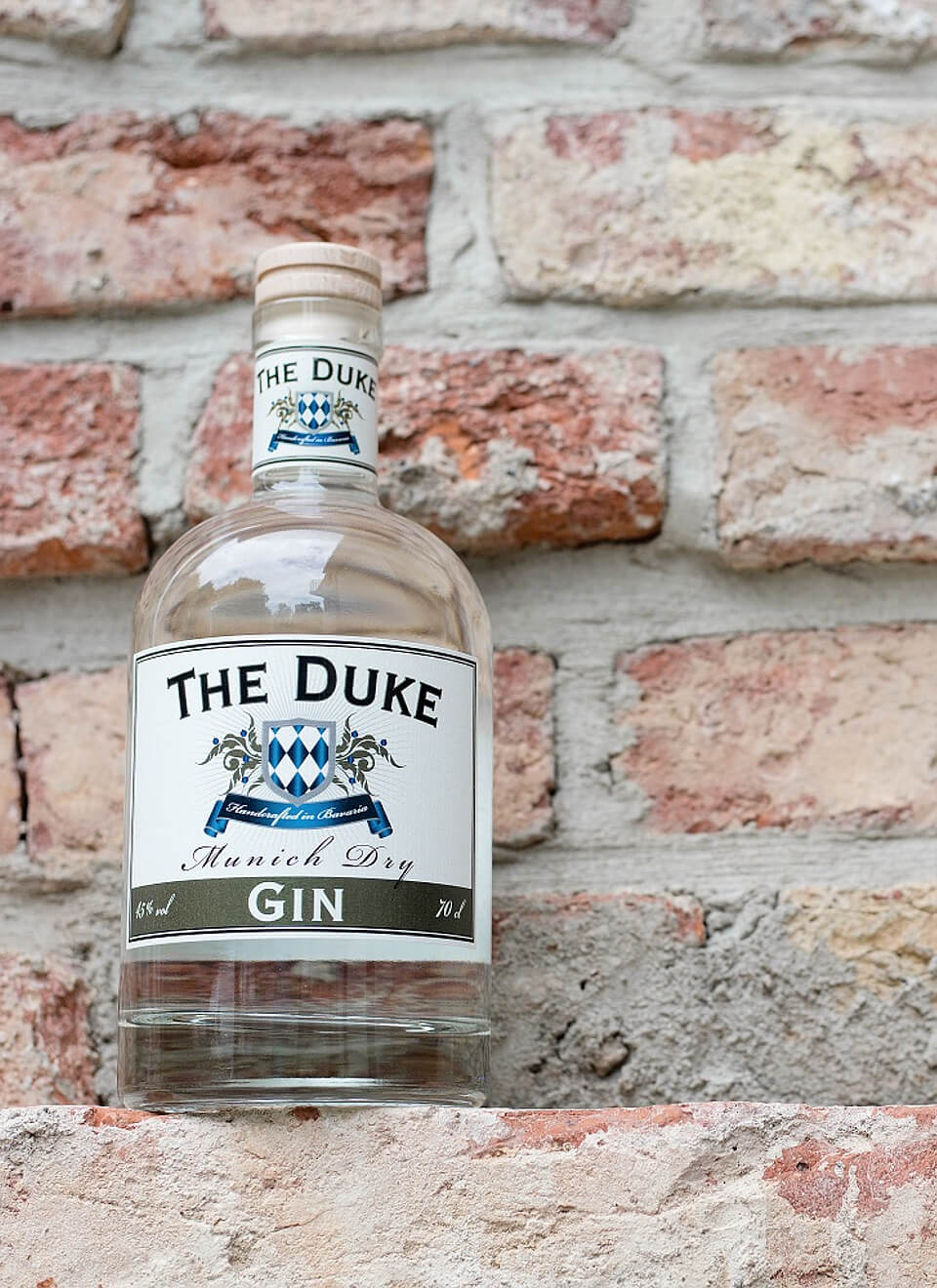 The Duke Munich Dry Gin 0,7 L
