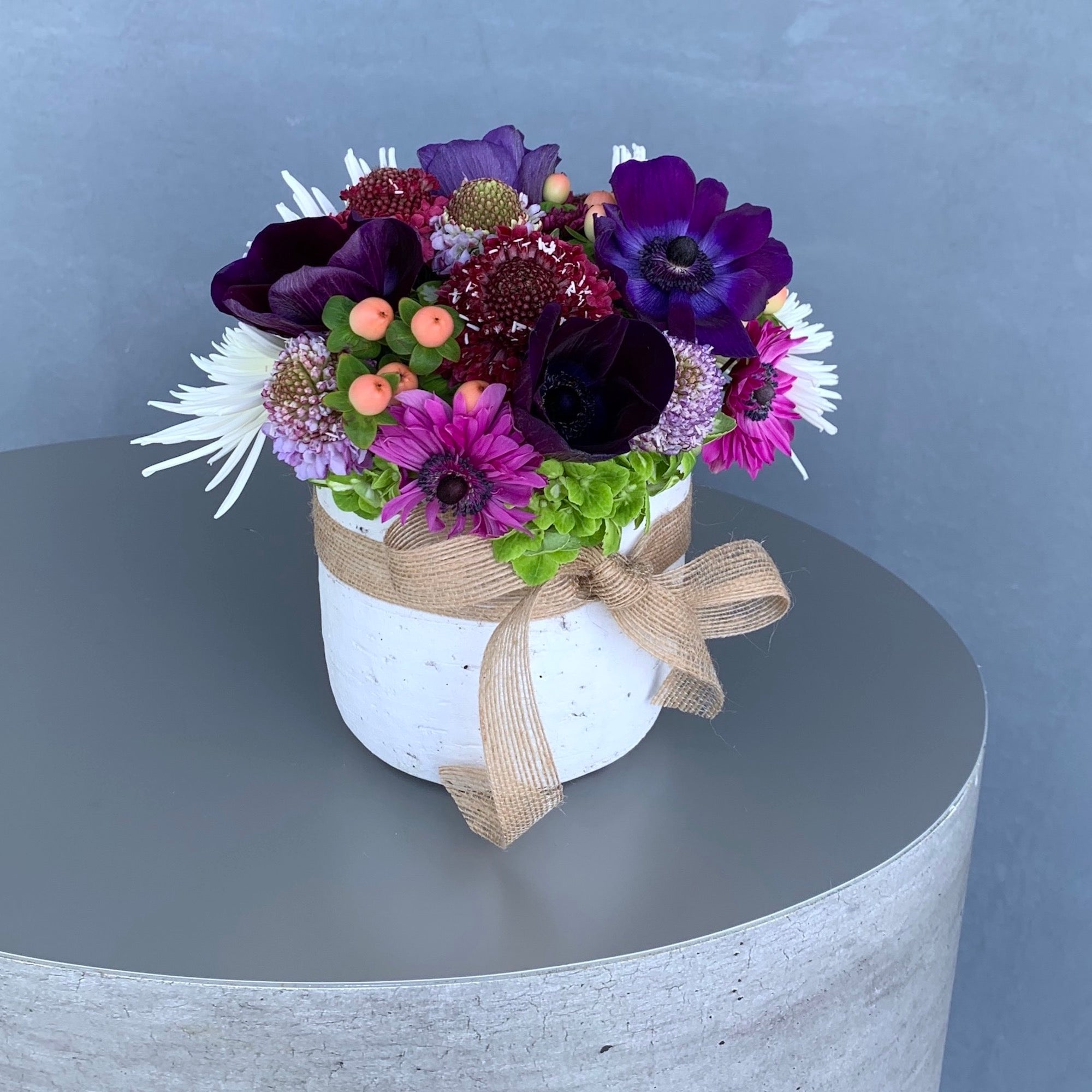 Purple Dreams Flower Arrangement