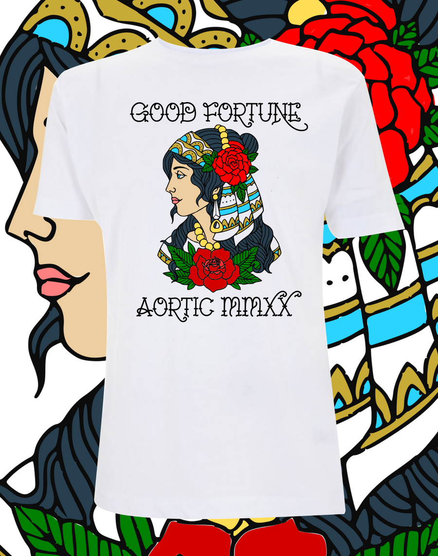 GOOD FORTUNE T SHIRT