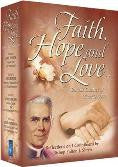 Faith, Hope, and Love...But the Greatest of These is Love- Set of 4