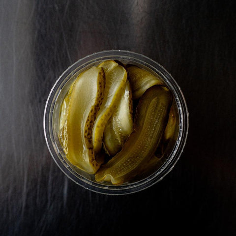 Dill Pickles 8oz