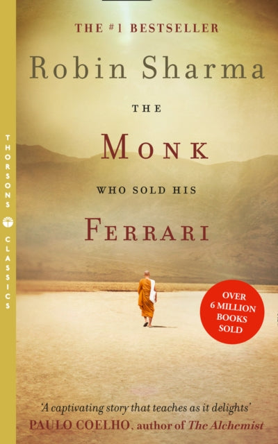 The Monk Who Sold his Ferrari-9780007179732