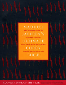 Madhur Jaffrey's Ultimate Curry Bible-9780091874155