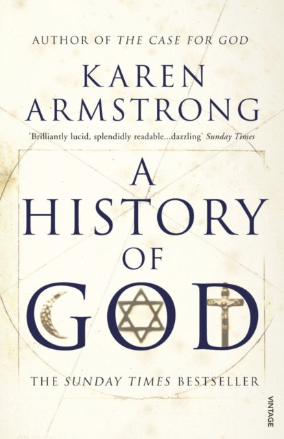 A History Of God-9780099273677