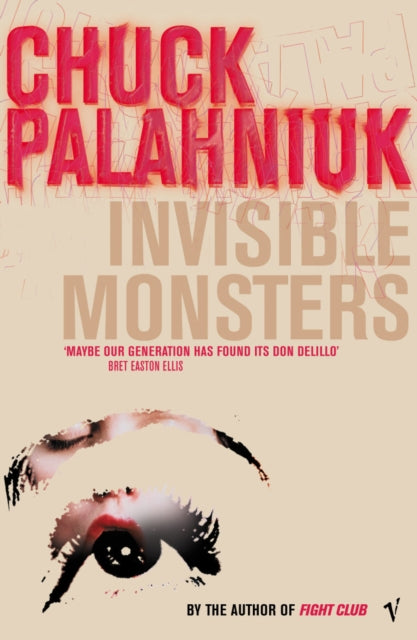 Invisible Monsters-9780099285441