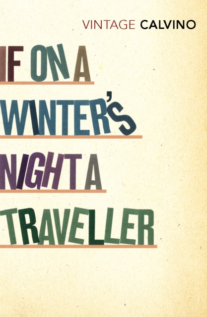 If On A Winter's Night A Traveller-9780099430896