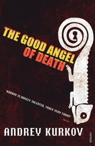 The Good Angel of Death-9780099513490