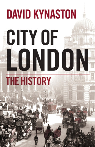 City of London : The History-9780099554820