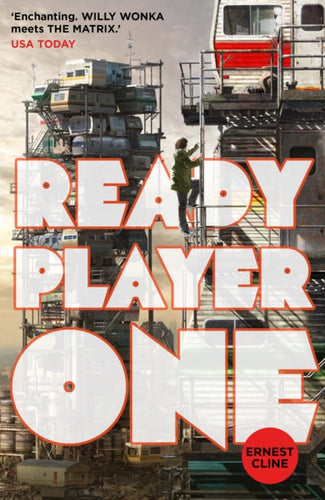 Ready Player One-9780099560432