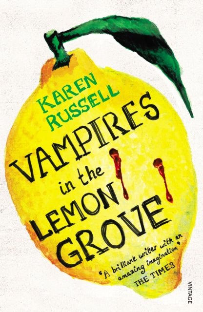 Vampires in the Lemon Grove-9780099578963
