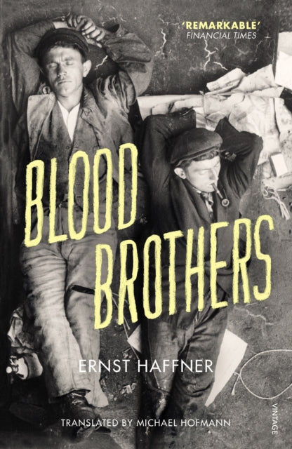 Blood Brothers-9780099594048