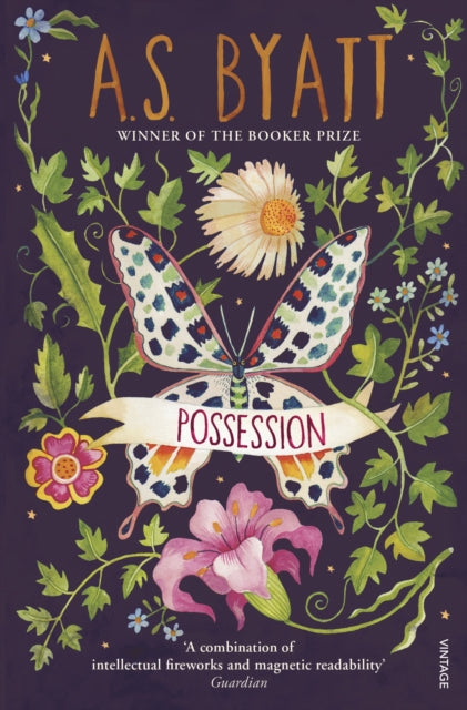 Possession : A Romance-9780099800408