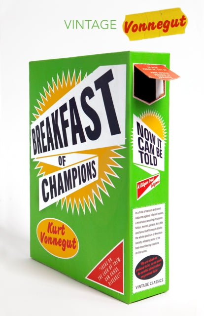 Breakfast Of Champions-9780099842606