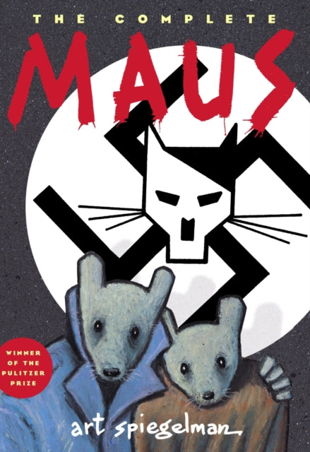 The Complete MAUS-9780141014081