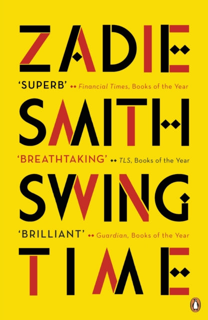 Swing Time : LONGLISTED for the Man Booker Prize 2017-9780141036601