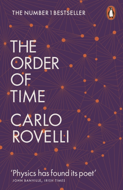 The Order of Time-9780141984964