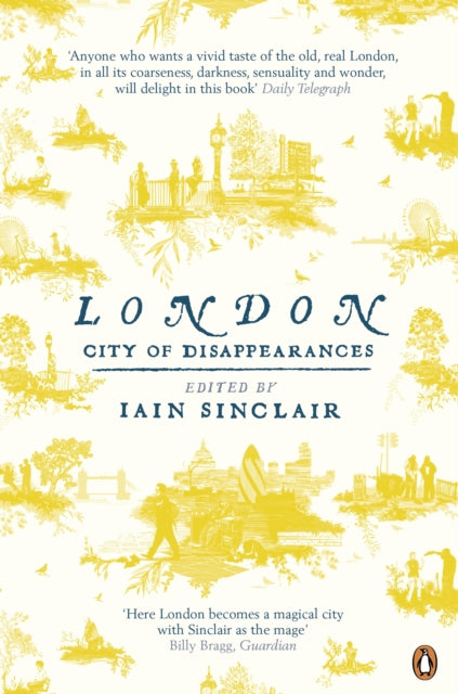 London : City of Disappearances-9780241964859
