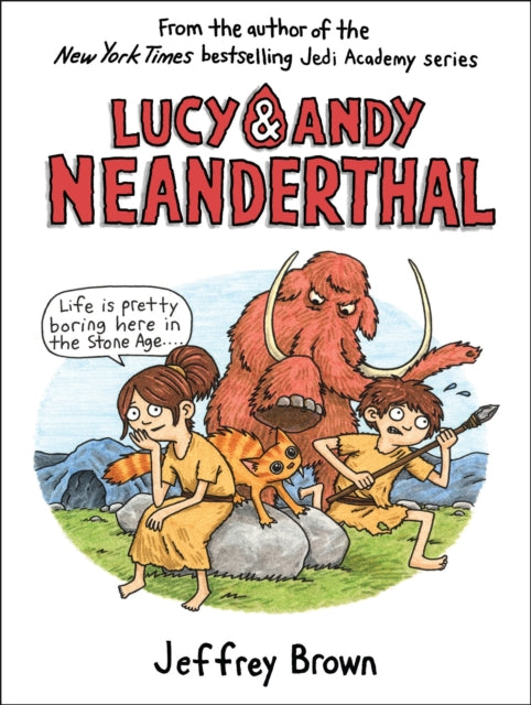 Lucy & Andy Neanderthal-9780385388351