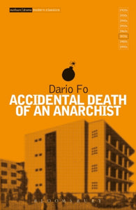 Accidental Death of an Anarchist-9780413156105