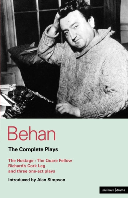 Behan Complete Plays-9780413387806
