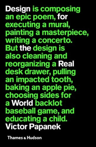 Design for the Real World-9780500295335