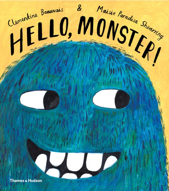 Hello, Monster!-9780500651704
