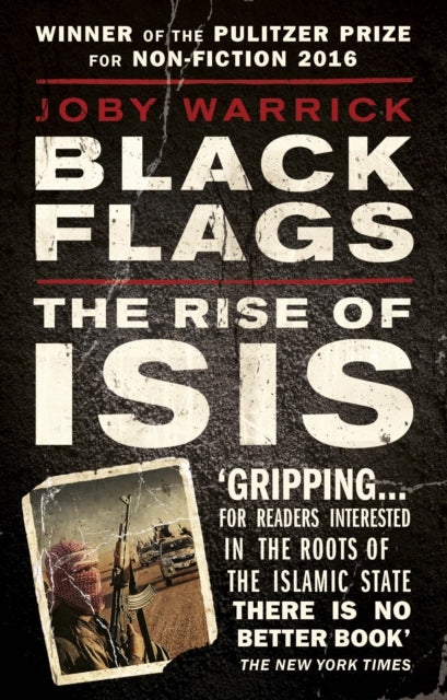 Black Flags : The Rise of ISIS-9780552172882