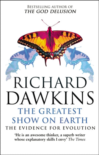 The Greatest Show on Earth : The Evidence for Evolution-9780552775243