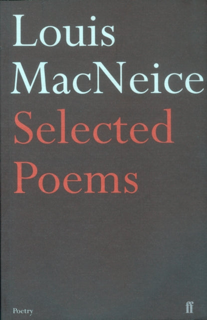 Selected Poems-9780571233816