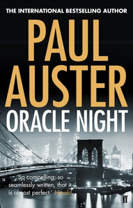 Oracle Night-9780571276622