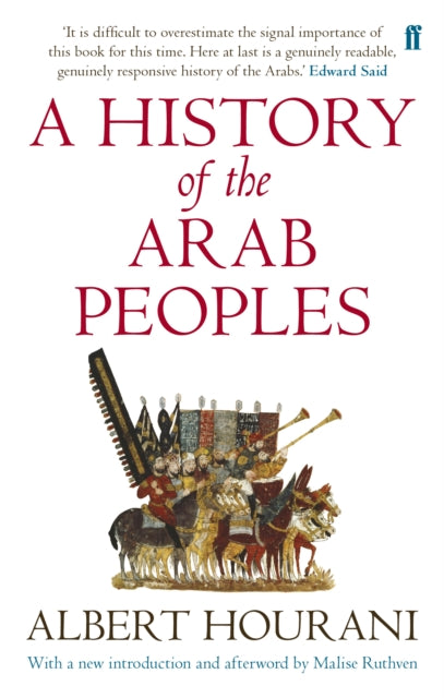 A History of the Arab Peoples : Updated Edition-9780571288014