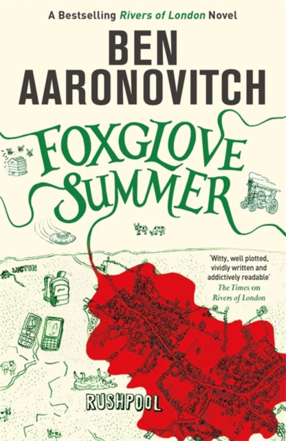 Foxglove Summer : The Fifth Rivers of London novel-9780575132528