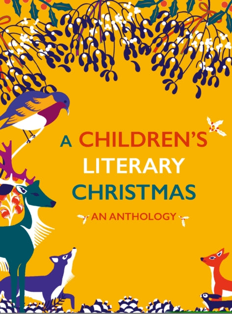 A Children's Literary Christmas : An Anthology-9780712352796