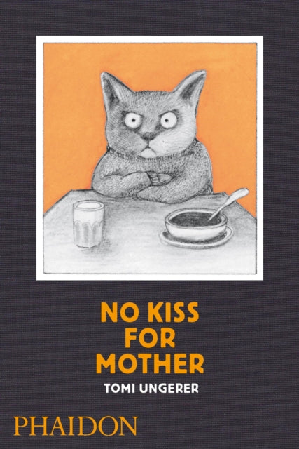 No Kiss for Mother-9780714864754