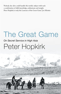 The Great Game-9780719564475
