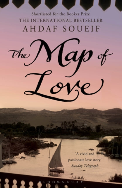 The Map of Love-9780747545637