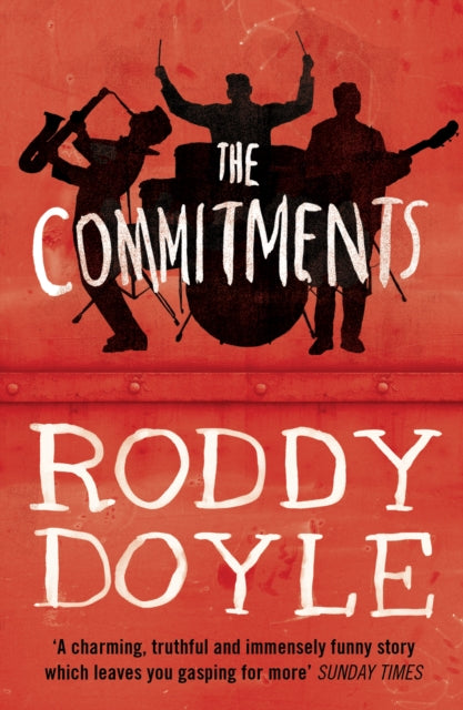 The Commitments-9780749391683