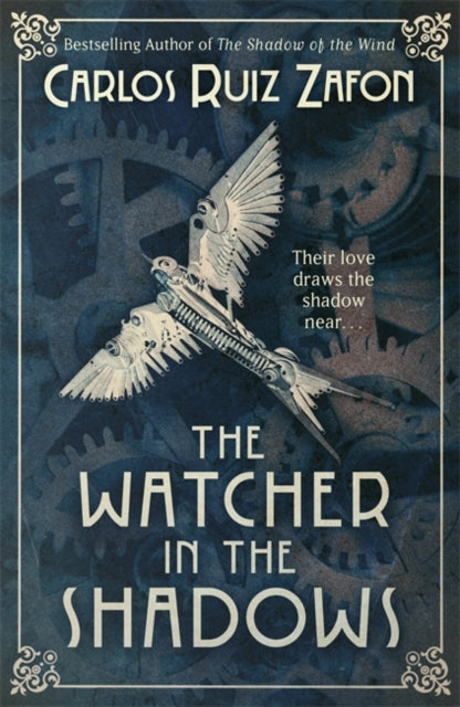 The Watcher in the Shadows-9780753829257