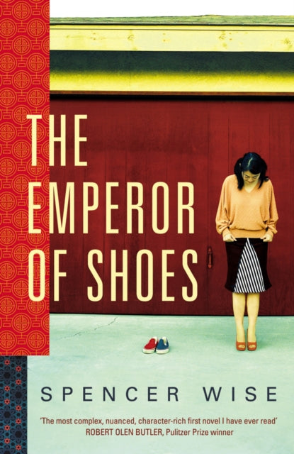 The Emperor Of Shoes-9780857302366