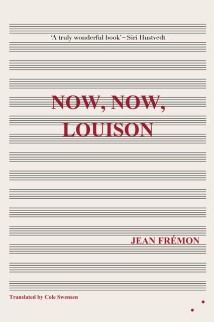 Now, Now, Louison-9780993009389