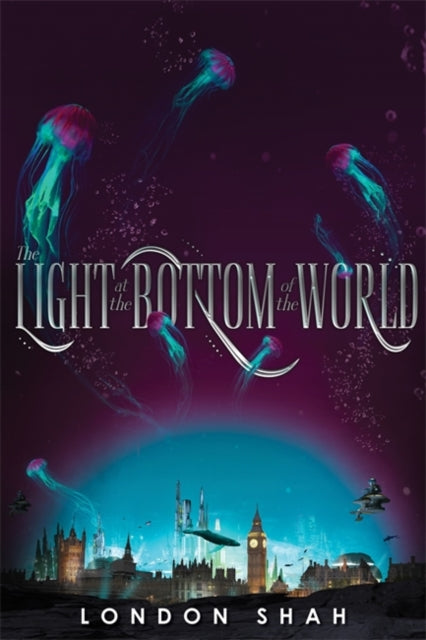 The Light At The Bottom Of The World : Light The Abyss #1-9781368036887