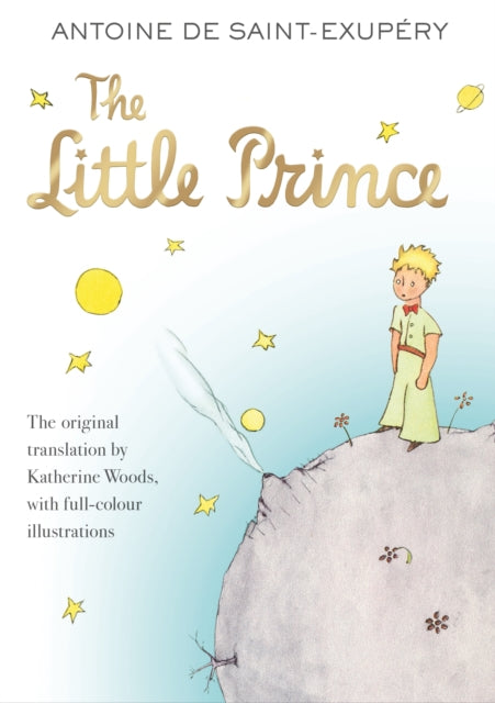 The Little Prince-9781405288194
