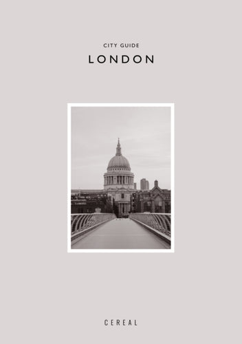 Cereal City Guide: London-9781419732867