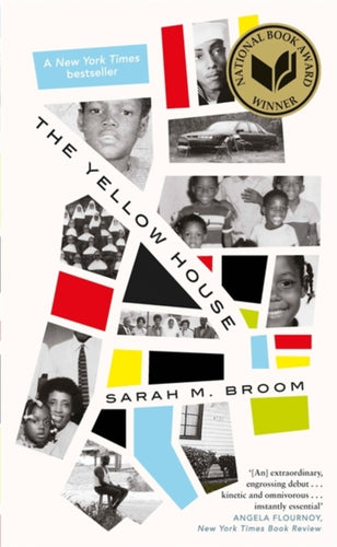 The Yellow House : WINNER OF THE NATIONAL BOOK AWARD FOR NONFICTION-9781472155573