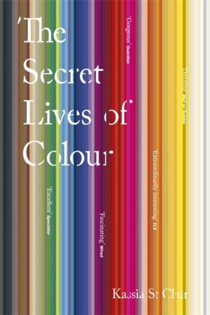 The Secret Lives of Colour-9781473630833
