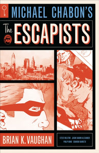 Michael Chabon's The Escapists-9781506704036