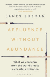 Affluence Without Abundance : What We Can Learn from the World's Most Successful Civilisation-9781526609311